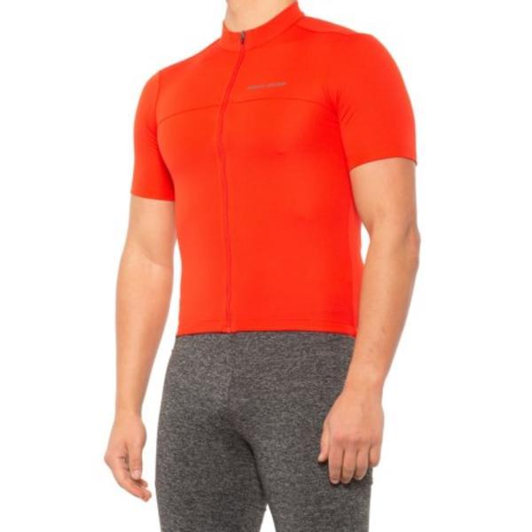 メンズ シャツ トップス ウェア 自転車 サイクリング 男性 ブランド 18%OFF 大きいサイズ ビックサイズ 取寄 本物◆ パール クエスト Red Torch Quest Men Izumi Jersey men Pearl Full-Zip For Cycling ジャージ フルジップ