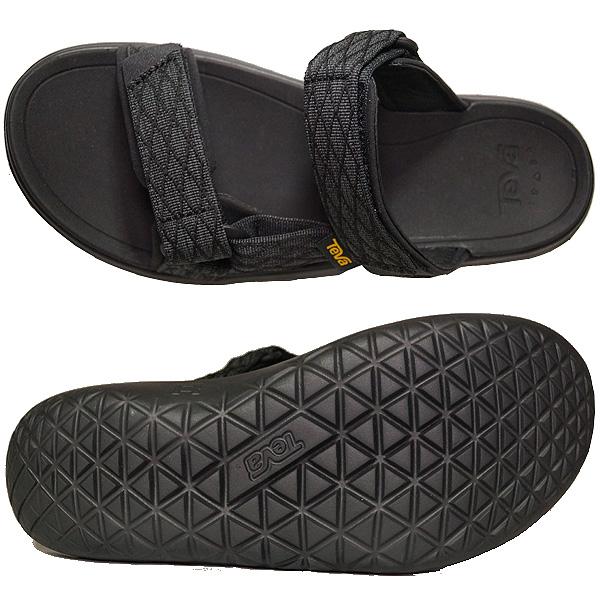 d17c43c38848 Teva men sandals terra float slide sandals black Teva Men s Terra-Float  Slide Sandals Black