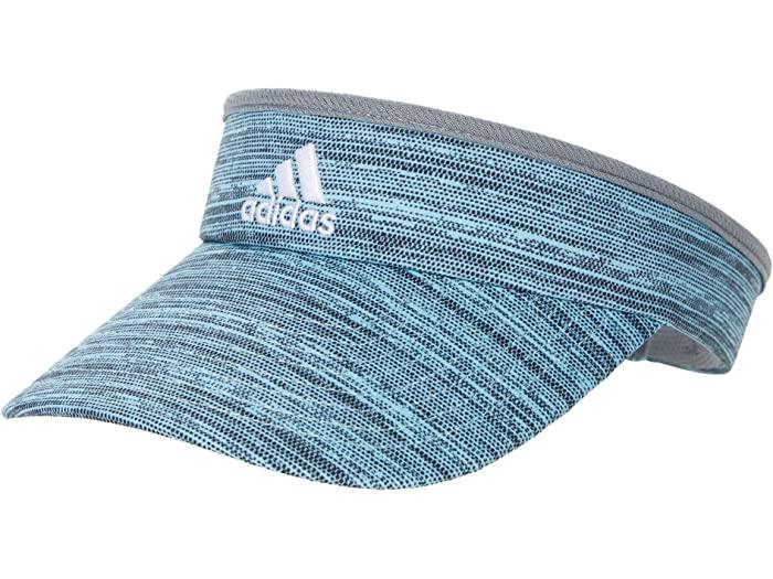 adidas アディダス レディース サンバイザー キャップ 帽子 スポーツ ブランド カジュアル ストリート ファッション 取寄 マッチ Two-Tone Hazy Visor Match Women's 即納 Grey バイザー Sky Blue 超激安特価 White