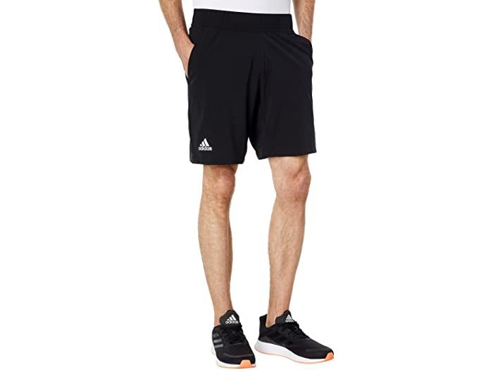 adidas アディダス メンズ パンツ スポーツ フィットネス トレーニング ブランド ジム ウェア 男性 大きいサイズ ビックサイズ ストリート (取寄)アディダス メンズ アゴー 9 ショーツ adidas Men's Ergo 9 Shorts Black/White