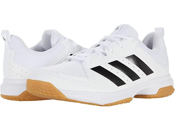 adidas アディダス レディース シューズ 靴 バレー バレーボール スポーツ ブランド 女性 大きいサイズ ビックサイズ (取寄)アディダス レディース ライグラ 7 バレーボール シューズ adidas Women's Ligra 7 Volleyball Shoes White/Black/White