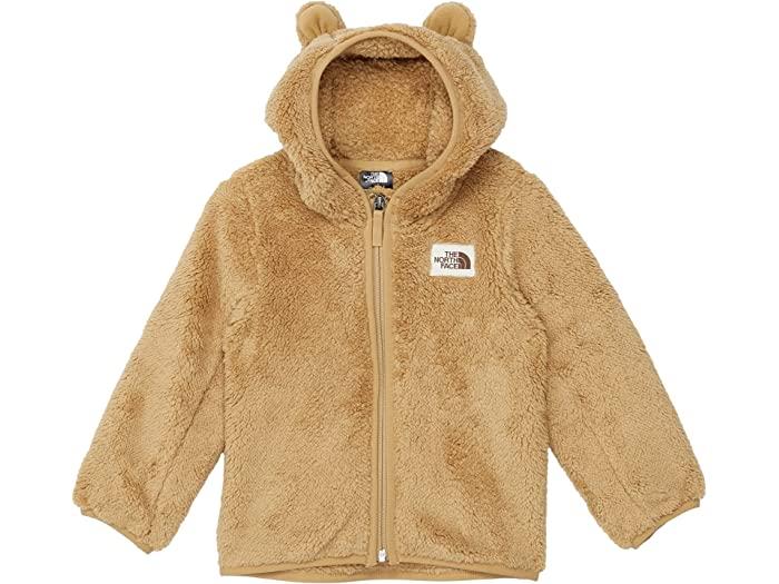 The North Face ノースフェイス キッズ パーカー トップス ベビー 幼児 ブランド スポーツ カジュアル ストリート ファッション (取寄)ノースフェイス キッズ キャンプシェア ベアー フーディ (インファント) The North Face Kids Campshire Bear Hoodie (Infant) Moab Khaki
