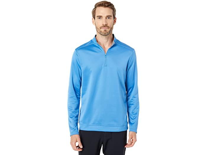 adidas アディダス メンズ トップス スウェット トレーナー ブランド ゴルフ スポーツ 祝日 カジュアル 男性 大きいサイズ ビックサイズ 取寄 クラブ Club Pullover Zip Men's Focus Materials 即納 4 1 Recycled Golf マテリアルズ ジップ Blue プルオーバー リサイクル
