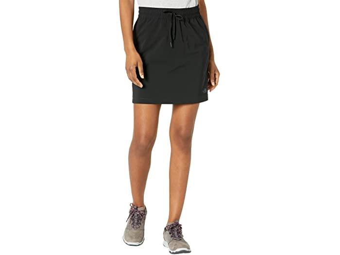 買い物 The North Face ノースフェイス スカート 選択 レディース ショート アウトドア ブランド カジュアル 取寄 ストップ Never ネバー ウェアリング Wearing TNF Black Skirt Stop Women's