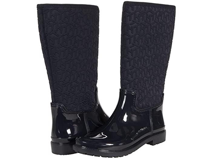 Tommy Hilfiger トミー ヒルフィガー レディース ブーツ ルーズ 靴 シューズ ブランド カジュアル ファッション 大きいサイズ ビックサイズ 正規品 (取寄)トミー ヒルフィガー レディース Tommy Hilfiger Women's Saray Marine