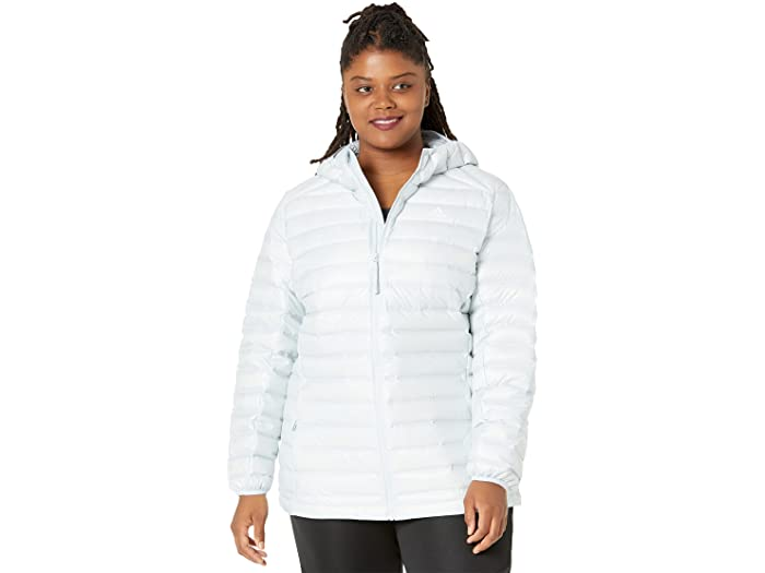 adidas アディダス ジャケット トップス レディース アウトドア ウェア ハイキング 登山 マウンテン 山ガール ファッション ブランド 大きいサイズ ビッグサイズ (取寄)アディダス レディース プラス サイズ インサレーテッド ジャケット adidas Outdoor Women's Plus Size Varilite Insulated Jacket Halo Blue