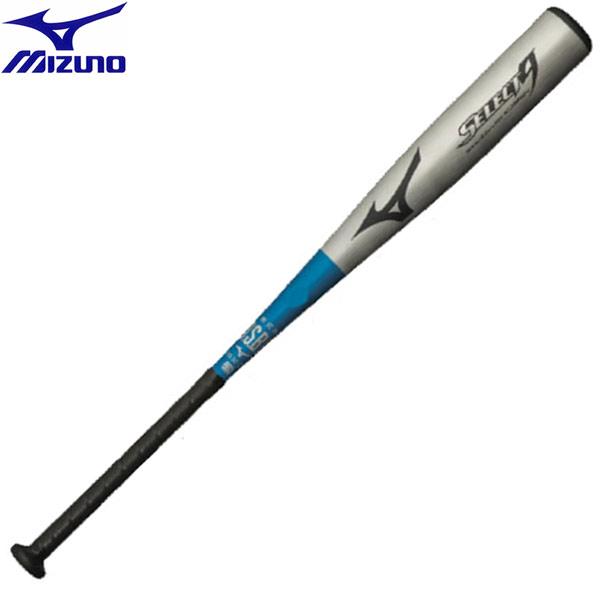 【ミズノ】軟式野球 バット 軟式用金属製 セレクトナイン82cm 平均640g●1CJMR13482-0327