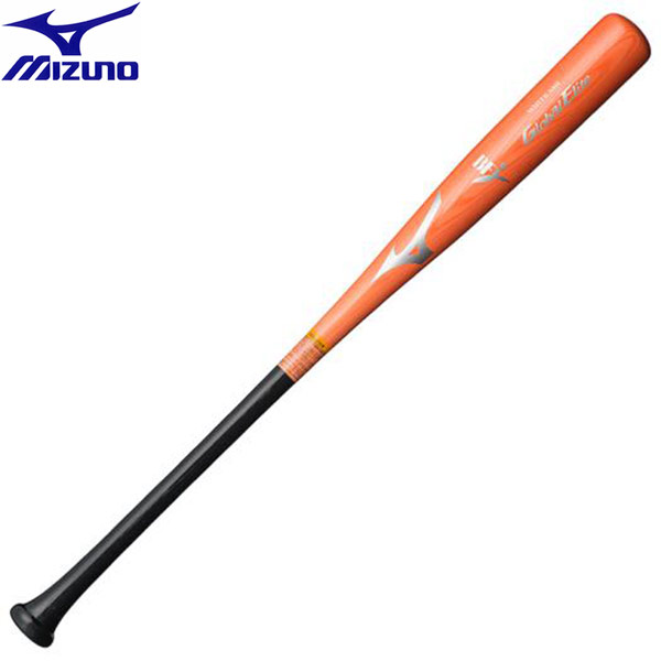 【ミズノ】硬式用木製バット グローバルエリート ホワイトアッシュ)85cm、重量:900g以上、最大径:63.5mm●1CJWH14185