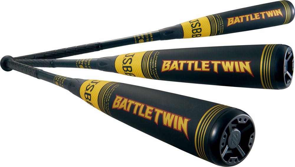 【ゼット】少年軟式FRPバット BATTLETWIN(バトルツイン)78cm、590g平均、φ69.5mm●BCT70978-8219