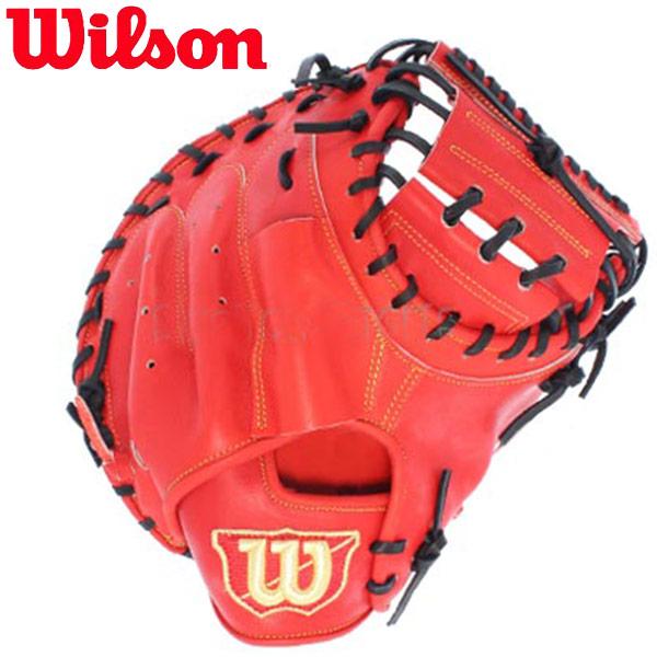【ウィルソン】野球 硬式キャッチャーミット 捕手用 Wilson staff 右投用(LH)●WTAHWR2BZ-22