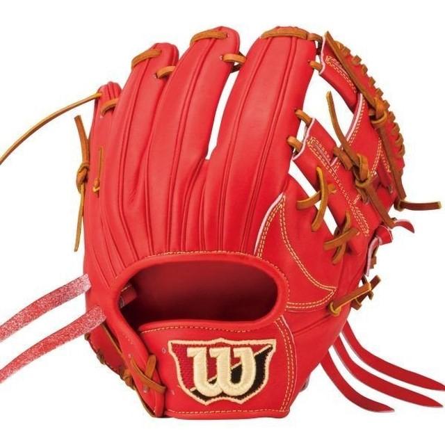 【ウィルソン】野球 硬式内野手用 グラブ グローブ Wilson staff 右投用(LH)●TAHWSD6H-22