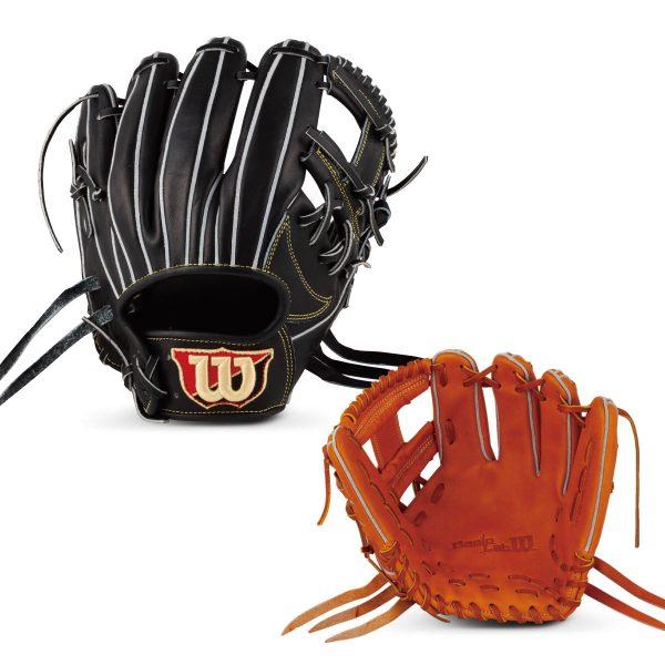 【Wilson/ウィルソン】軟式野球・ゴムソフトボール兼用グラブグローブ●WTAREF69H