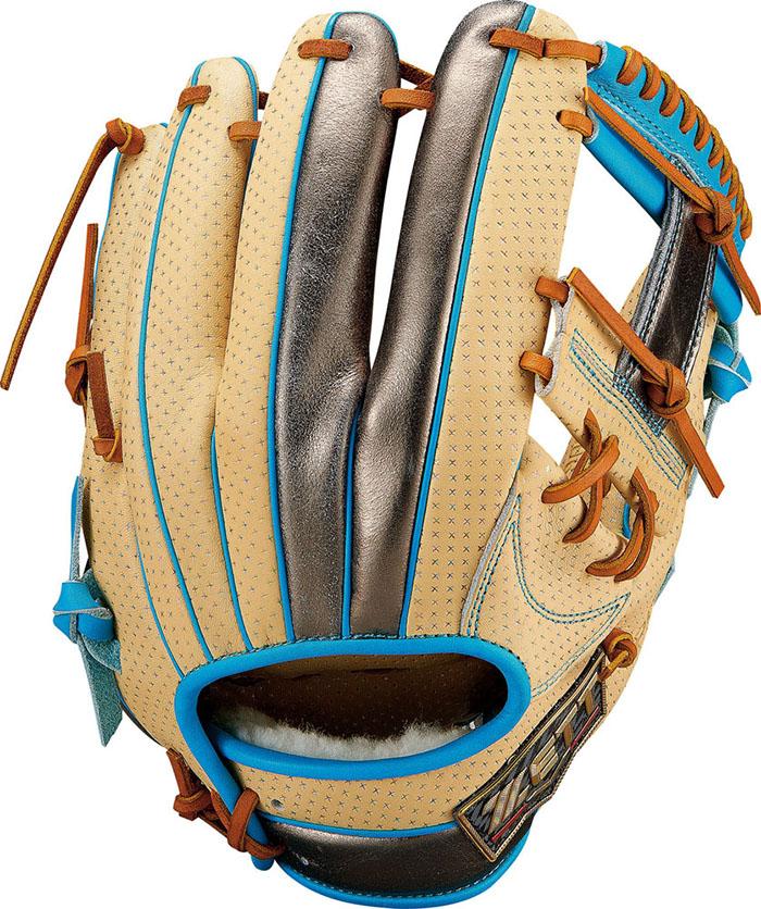 【ゼット】野球軟式キャッチャーミット捕手プロステイタスプロモデル森モデルBRCB30010A-3241