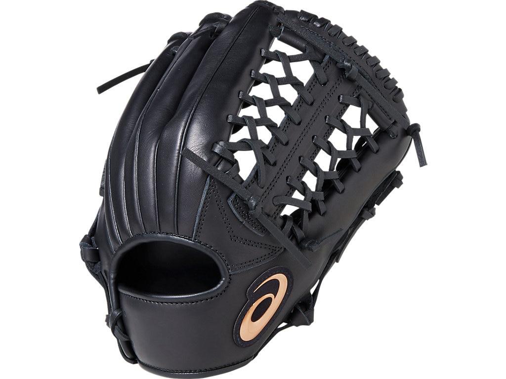 【アシックス】野球 軟式オールラウンド用グラブ DIVE ダイブ 右投LH グローブ 3124A050-004