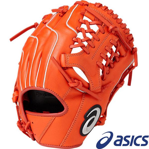 【アシックス】野球 少年軟式グラブ グローブ オールラウンド スターシャイン 右投用(LH) asics●BGJ8YI-600