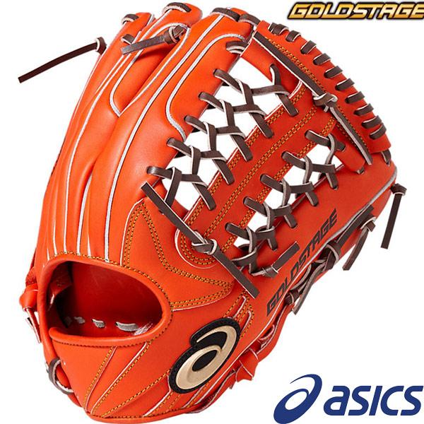 【アシックス】野球 軟式グラブ グローブ 内野手用スピードアクセルタイプB ゴールドステージ 右投用(LH) asics●BGR8GL-600