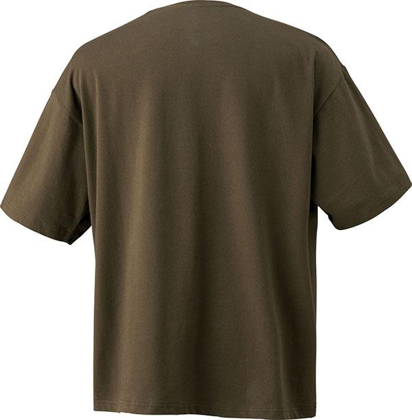 ビームスデザインZETTBEAMSDESIGNBEAMSDESIGNビッグシルエットTシャツブラックゼット●BOT759T4-1900