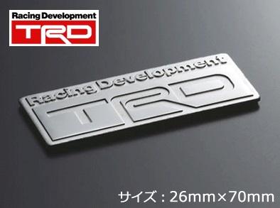 TRD / ティーアールディー TRD エンブレム Bタイプ