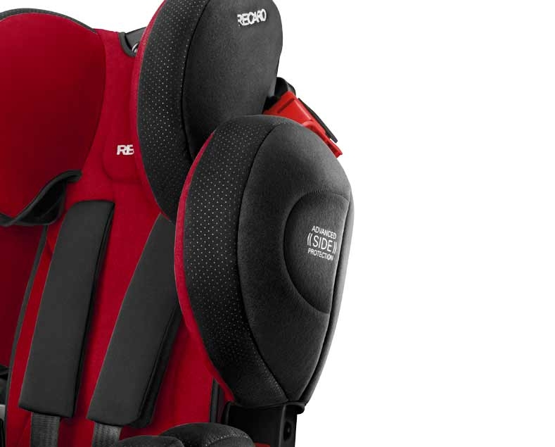 Recaro Booster Seat Young Sports Hero Ruby ♢ RECARO Young Sport HERO ♢ Child  Seats / Booster Seat ♢ Reference Age: From 9 Months Up To 12 Years Old