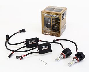 BELLOF / ベロフ LEDヘッドライトランプバルブ フォースレイ 6500K H9/H11タイプ ■ 車検対応 3年保証 ■ LEDランプ LEDバルブ LEDライト