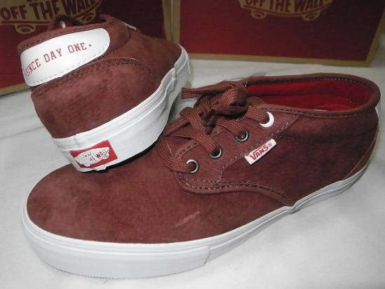 VANS vans x REAL SKATEBOARDS rial collaboration CHIMA ESTAE Pro chima estate SABLE crimson