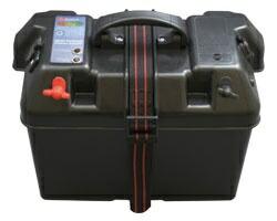 バッテリーBOX インジケーター付 ( USB対応 ) 60A ブレーカーモデル ターミナル付 マルチバッテリーボックス BMO ビーエムオー