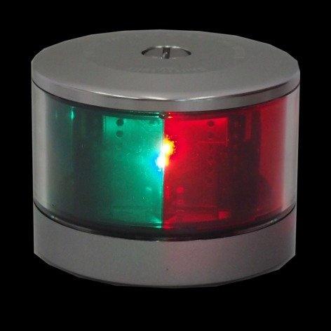 航海灯 第2種 両色灯 ( バウライト ) NLSW-2B NOUTILIGHT 伊吹工業 新基準適用品