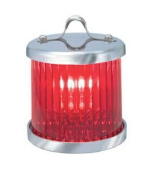 航海灯 第二種 紅灯 24V ( シグナルライト ) 小糸製作所 KOITO 新基準適用品
