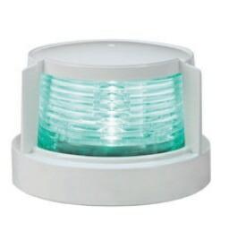 航海灯 第二種  舷灯(緑) ( スターポートライト ) 小糸製作所 KOITO 新基準適用品