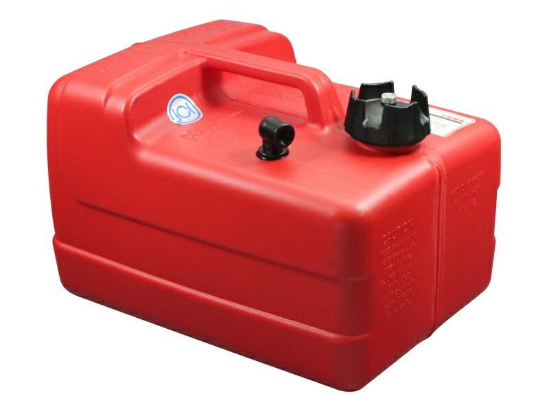 船外機用 フューエルタンク 3ガロン ( 11.3L ) JCI認定品 燃料タンク ポリタンク ポリ燃料タンク タンク