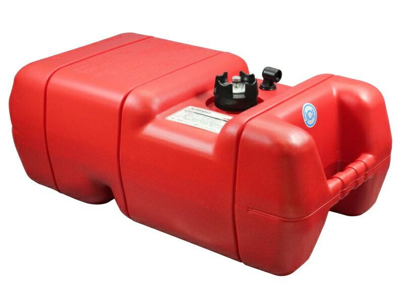 船外機用 フューエルタンク 6ガロン SALE 22.7L ポリタンク 半額 タンク 燃料タンク JCI認定品