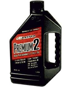Premium2 プレミアム2 混合分離兼用 【2サイクルオイル 1L×12本 】 MX-2601 MAXIMA エンジンオイル