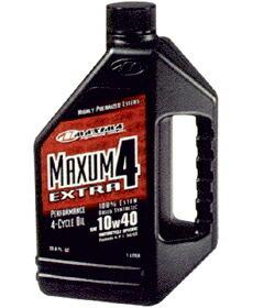 MAXUM 4 EXTRA マクスム4エクストラ 【 4サイクル 15W50 1L×12本 】 MX-4201 MAXIMA エンジンオイル