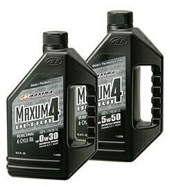 MAXUM 4 ULTRA マクスム4 ウルトラ レーシング 【 4ストローク 1L×12本 】 0W30 MX-4001 エンジンオイル MAXIMA