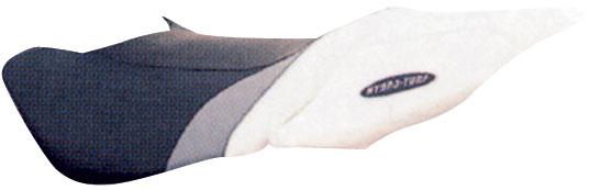 シートカバー KAWASAKI カワサキ 1100STX-DI / 900STX ブラック×ホワイト JETSKI ジェットスキー HYDROTURF ハイドロターフ
