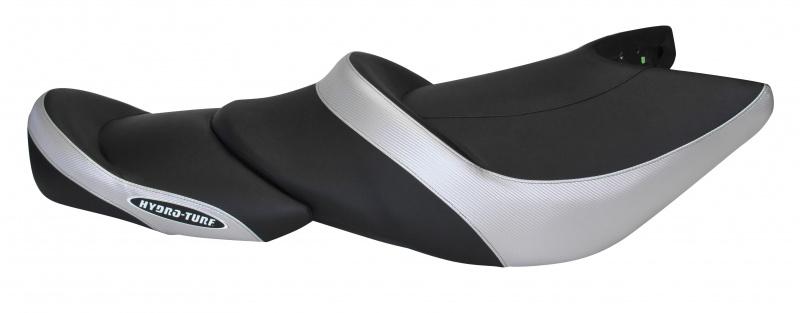 シートカバー KAWASAKI カワサキ ULTRA310LX/300LX/260LX/LX('09-) ブラック×シルバー JETSKI ジェットスキー HYDROTURF ハイドロターフ