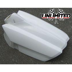 KAWASAKI カワサキ  モディファイドレーシングフード 800X-2  X2 UNLIMITED アンリミテッド 【送料指定品】