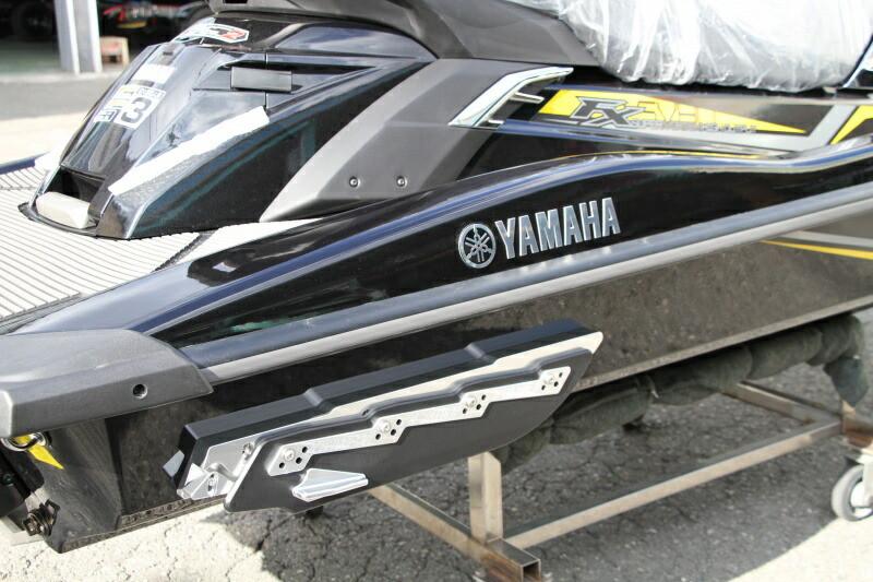 SE ビレット アジャスタブル スポンソン COUGER YAMAHA FX SVHO SE-101039 サトーエンジニアリング SPEEDMAGIC