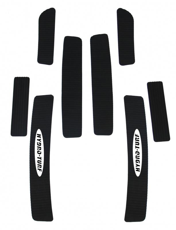 KAWASAKI ハイドロターフ デッキマット 【 ULTRA150/130 】 ブラック単色 【3Mシール付】 カワサキ