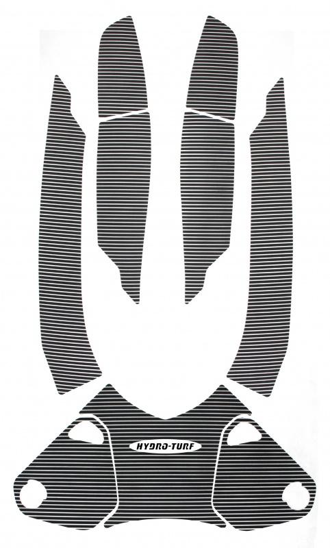 魅力的な ハイドロターフ デッキマット/ (10-15) SEADOO デッキマット RXT-X 260/ WAKE Pro 215 (10-12)/ GTX155 (10-15) ダイヤ単色ブラック限定【3Mシール付】, 鹿角郡:b6a6fe6b --- fabricadecultura.org.br