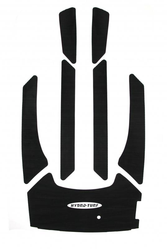 ハイドロターフ デッキマット YAMAHA FXシリーズ (12-) ダイヤブラック シール付き