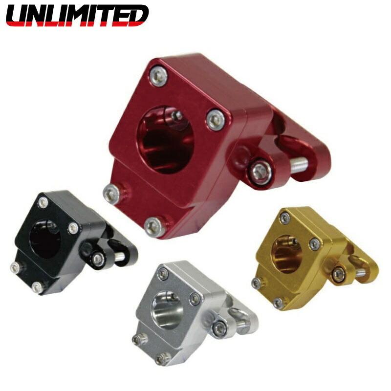 UNLIMITED ビレットスイッチボタンケース 1個 アンリミテッド UL36002