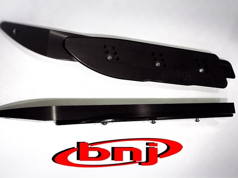BNJ スポンソン シングルブレード SX-R 1500 4スト KAWASAKI カワサキ SPONSON