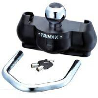 トレーラーロック UMAX100 30391 セーフティ トレーラー部品 牽引車 安全 カギ付 鍵 トランスポーター
