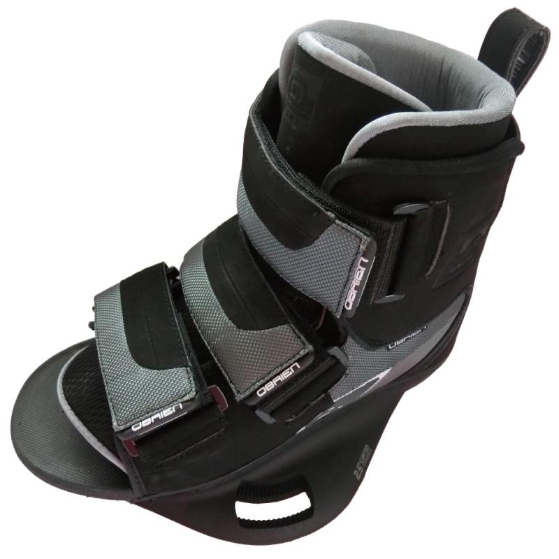 OBRIEN 30%OFF【SALE】ウエイクボード バインディング PLAN-B プランB(11-12)28-30cm オブライエン ビンディング ブーツ WAKEBOARD
