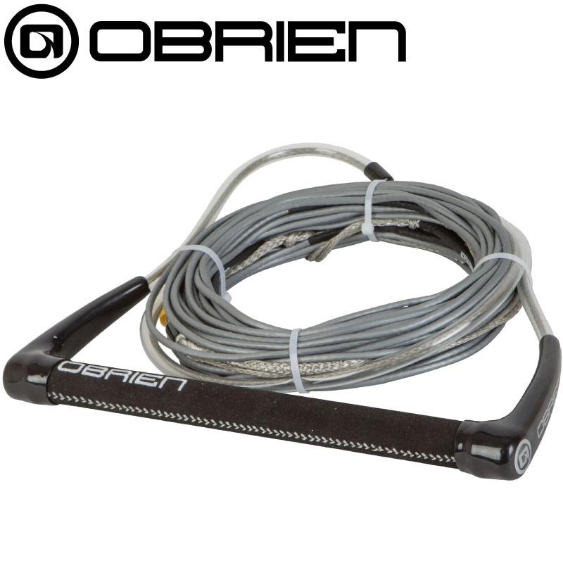 【2018新作】OBRIEN オブライアン TEAM T BAR ARMOR 80ft 4セクション 上級者 ウエイクボードハンドル obrien WAKEBOARD ハンドルバー Tバー