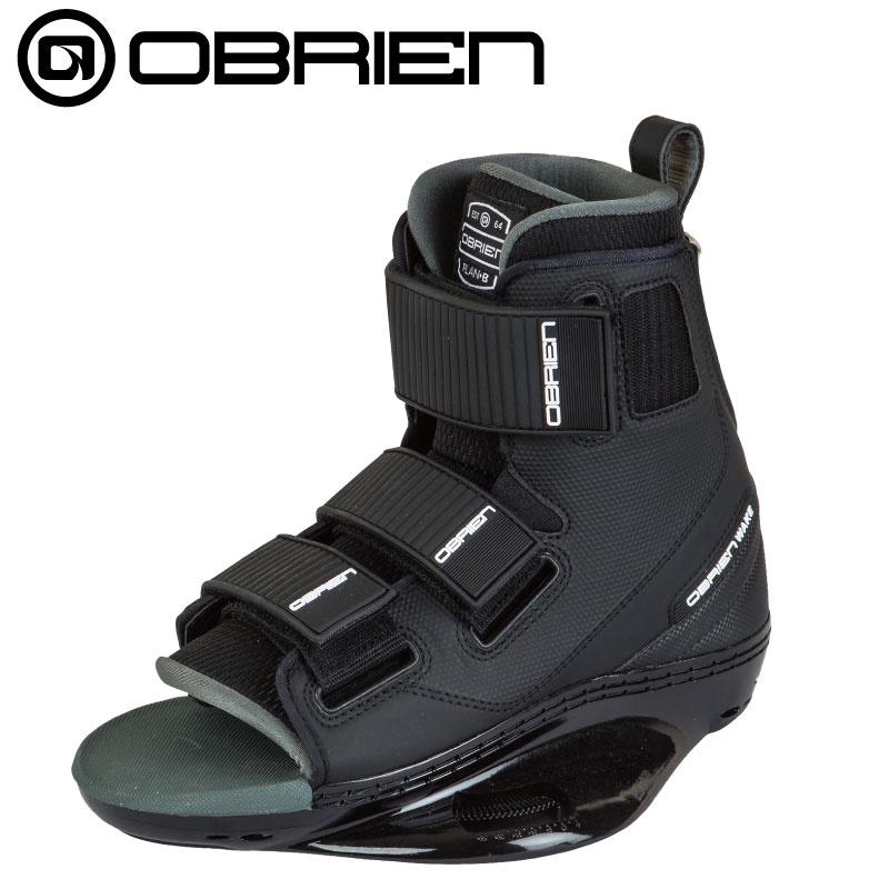 【2019新作】 OBRIEN オブライアン ウエイクボード バインディング PLAN-B プランビー オブライエン ビンディング ブーツ WAKEBOARD 40797 40798