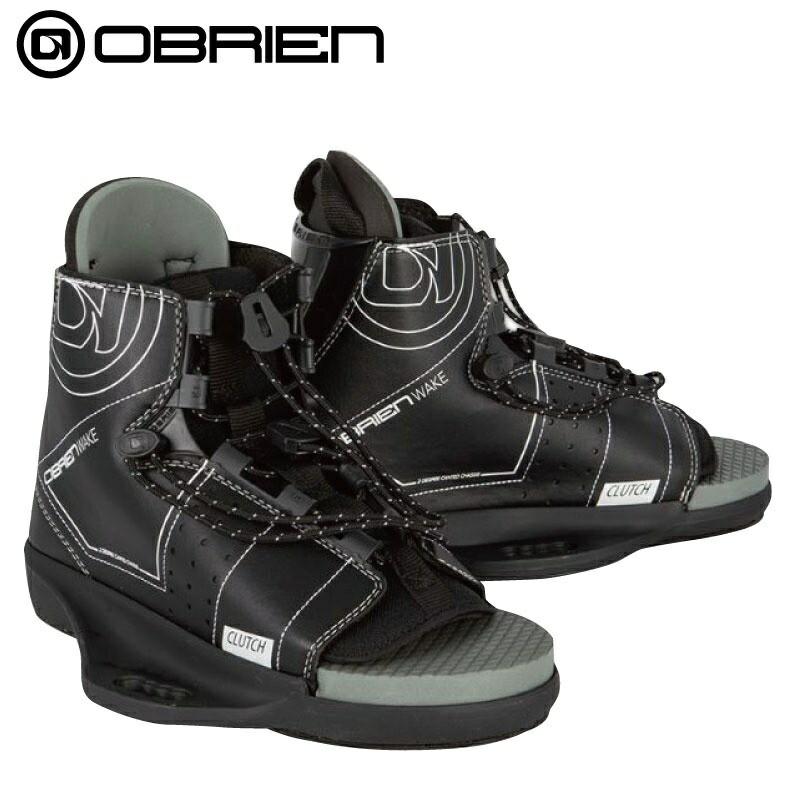 OBRIEN ウエイクボード ビンディング CLUTCH クラッチ ミリネジ obrien 39734 バインディング シューズ 39735 オブライアン ブーツ オブライエン SALENEW大人気 高級品