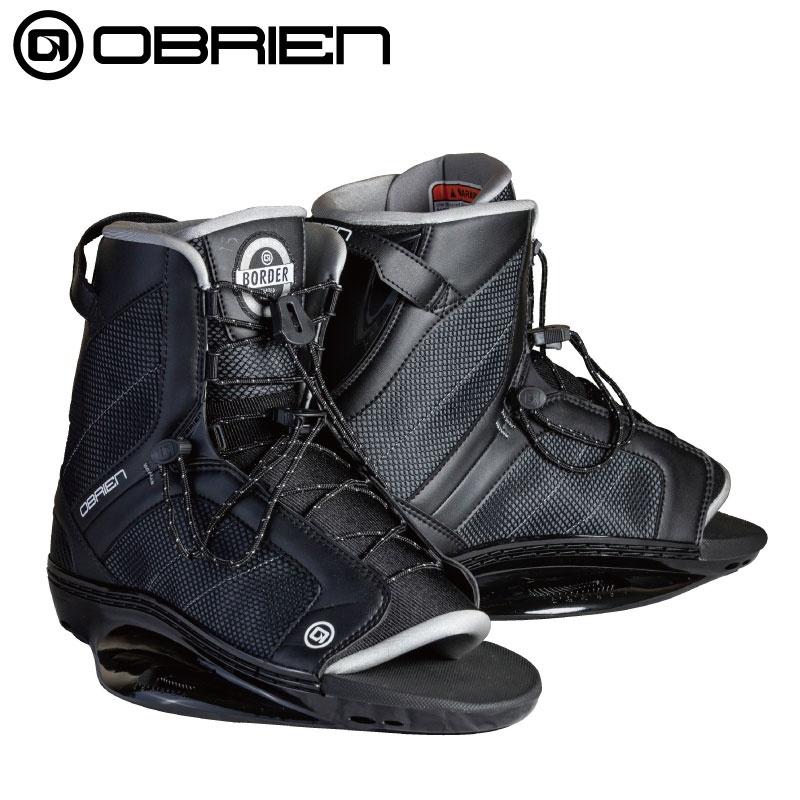 OBRIEN ウエイクボード ビンディング BORDER ボーダー OBRIEN オブライアン 42380 42381