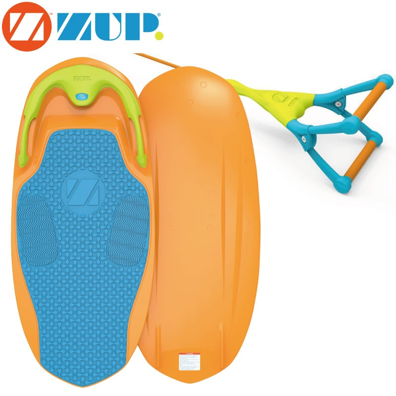 ZUP WAKE SURF Board ザップボード &ハンドルセット 39698 WAKESURF ウエイクボード サーフボード 水上オートバイ ボート マリンスポーツ